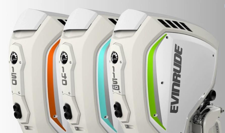 Evinrude: Ecco I nuovi membri della famiglia E-TEC G2