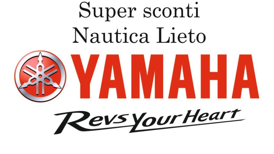 Super sconti motori Yamaha | Disponibilità immediata | Offerta valida fino al 31 maggio 2020